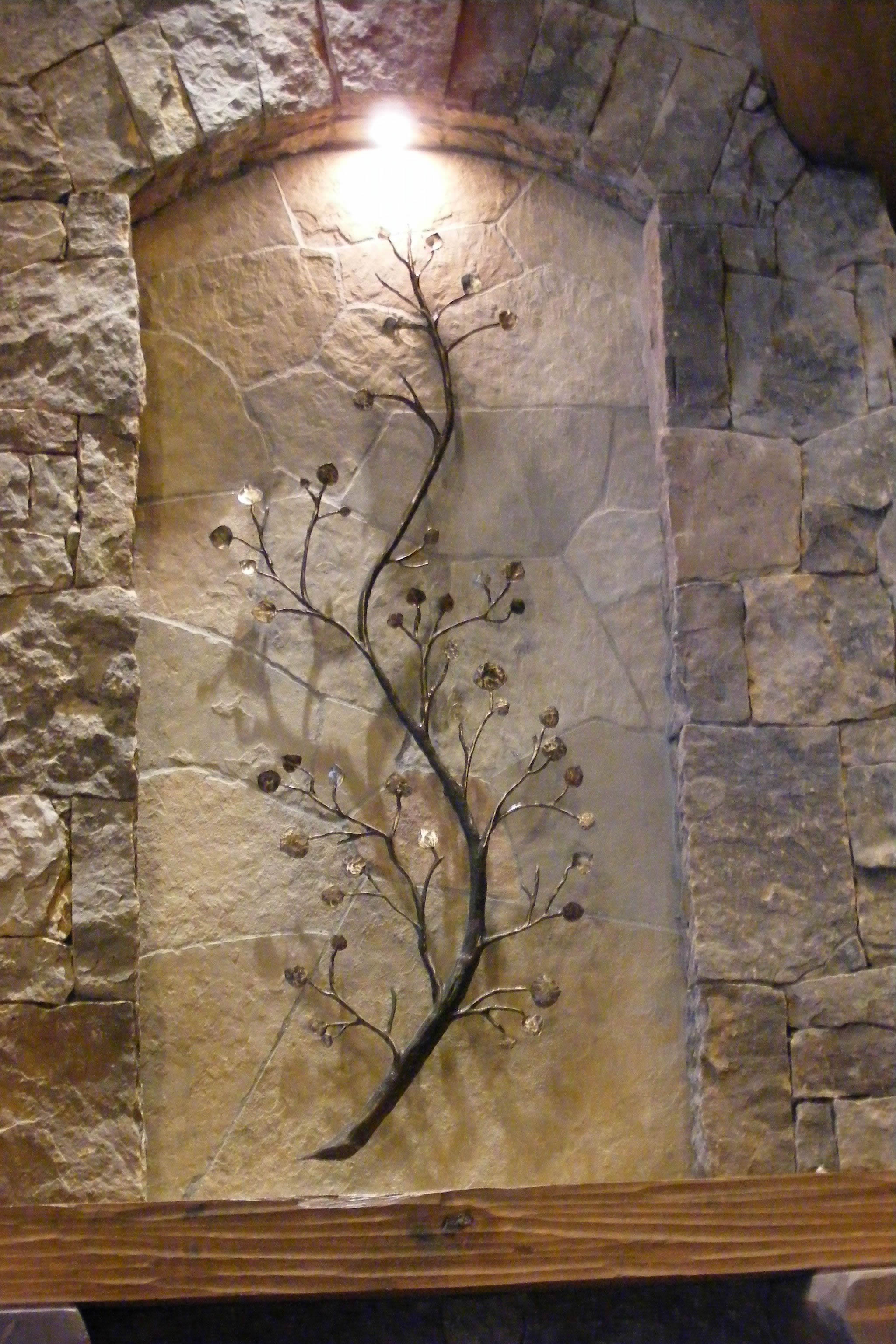 Fireplace Tree