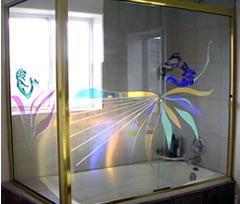 Custom Bath Art