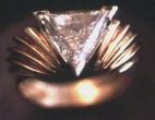 2ct. trillion diamond