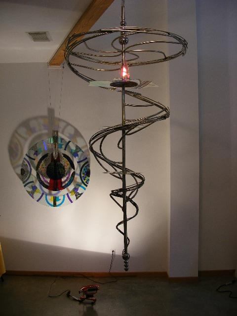 Spiraling Lights*