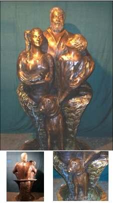 Family Bronze